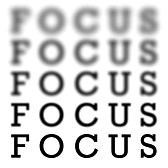 Nearsighted Focus