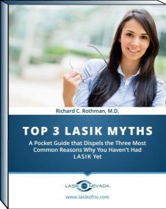 Top 3 LASIK Myths