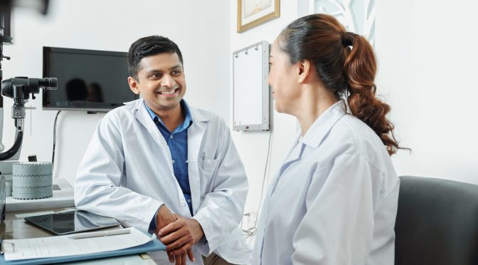 Who Does Your LASIK Doctor's LASIK?