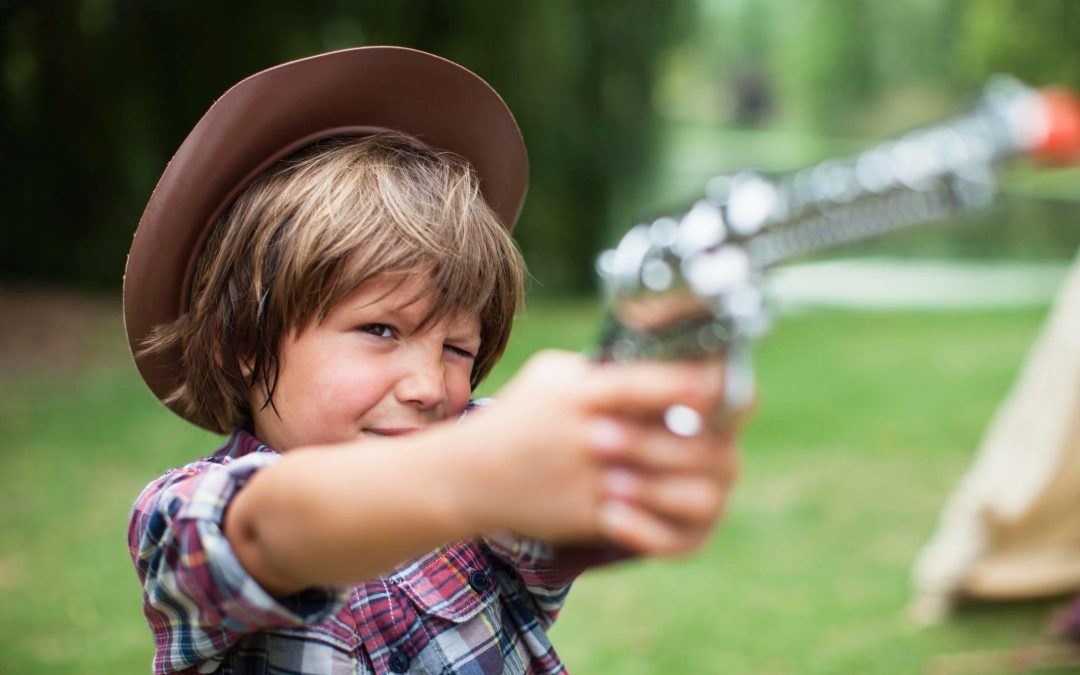 Most Eye Injuries That Need Children To Be Rushed To The ER Are Caused By Air Guns