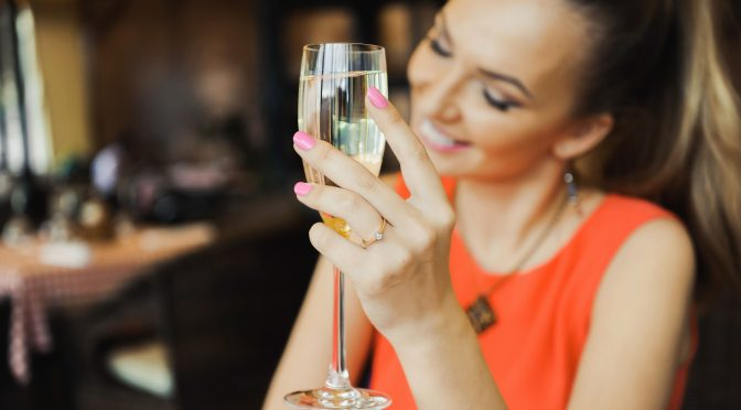 Pop The Cork, Not The Eye: How To Safely Open A Bottle Of Champagne