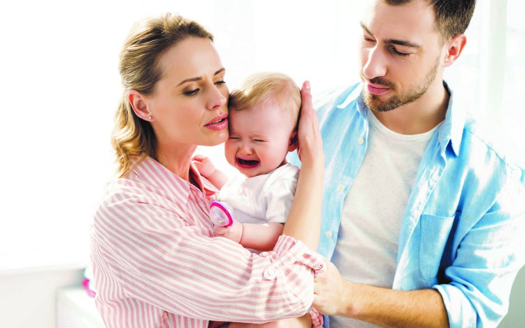 Is The Baby Crying Too Much or Is It Epiphora?