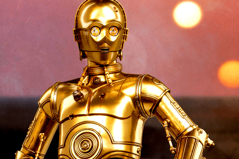 Star Wars robot C 3PO had LASIK Surgery